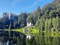 Chata Dvořákův rybník - chata k pronájmu - 6 Třebovice v Čechách