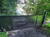 Chata Dvořákův rybník - chata ubytování Třebovice v Čechách - 2