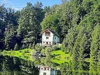 Chata Dvořákův rybník - k pronajmutí Třebovice v Čechách
