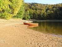 Sečská přehrada-ostrůvek