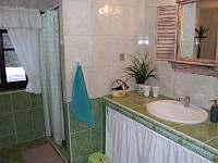 Koupelna přízemí - Hlavňov