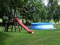 Bazén - ubytování Brzice Proruby