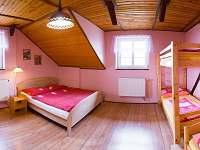 Růžový apartmán - Brzice Proruby