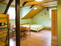 Zelený apartmán - Brzice Proruby