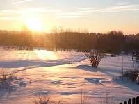 Zima slunce - Brzice Proruby