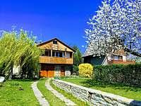 Chata ubytování v obci Vanovka