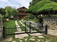 Chata u rybníka Broumar Opočno - ubytování Opočno