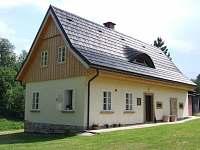 Chalupa k pronajmutí - dovolená  rekreace Vernéřovice