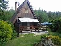 Chata k pronájmu - okolí Hluboké