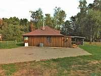 Chalupa Ještěrka camp Brodský u Červeného Kostelce - chalupa ubytování Zábrodí - 2