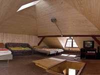 Pokoj v horním patře