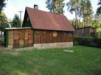 ubytování Hoješín na chatě k pronajmutí