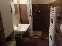 Koupelna - chalupa u cesty - Choteč