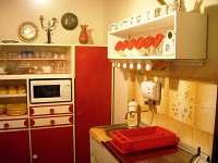 chalupová kuchynka
