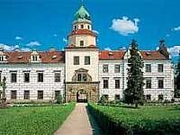 výlet - zámek Častolovice