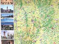 Mapa okolí - Svojanov