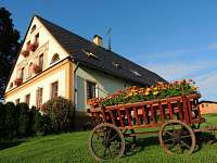 ubytování Trutnovsko v penzionu na horách - Zdoňov