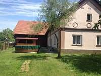 Chalupa Bohuslavice - ubytování Bohuslavice nad Metují