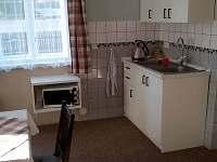 obývací kuchyně 3 - chalupa ubytování Bohuslavice nad Metují