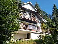 Chata ubytování v obci Nehodovka