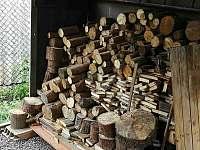 Dřevo do kamen - Skořenice - Vrchovina