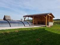 Rekreační dům na horách - okolí Hořiček