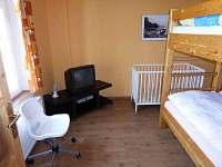 ložnice pro čtyři osoby - Hajnice