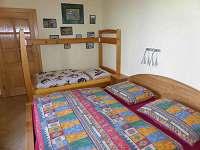 ložnice pro tři osoby - Hajnice