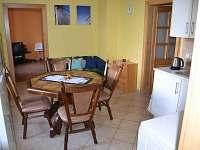 menší kuchyň - rekreační dům k pronajmutí Hajnice