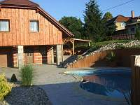 ubytování Dolní Újezd v rodinném domě na horách