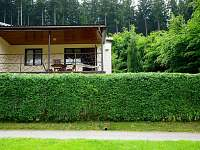 Chata k pronajmutí - dovolená na Vysočině