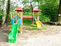 dětské hřiště restaurace Pod Drnem