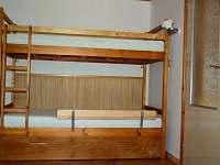 ložnice - palanda