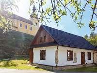 Ševcovský domek Svojanov - chalupa k pronájmu