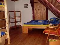 ložnice v podkroví