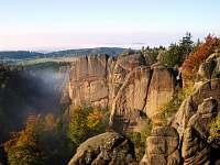 skaly v okoli - Velke Petrovice