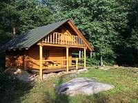 ubytování na chatě k pronájmu Machovská Lhota