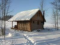 zimní idylka - Machovská Lhota