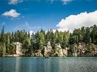 Adršpašské jezero - chata k pronájmu Batňovice