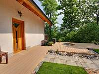 Chata k pronajmutí - chata ubytování Batňovice - 2