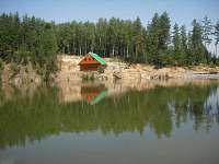 Chata k pronajmutí - okolí Hlinska