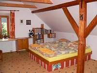 Žlutý pokoj- dvoulůžkový