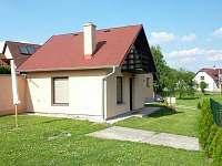 Chata k pronajmutí - okolí Doubravic