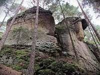 mikroregion Budislavské skály ccado 20Km - Rybník