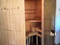sauna - Rybník