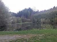 Srnovská přehrada - Rybník