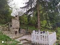 venkovní posezení - Rybník