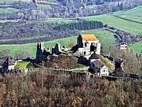 zřicenina hradu Potštejn