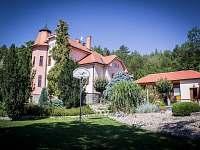 Zámeček - chalupa ubytování Hroubovice - 2