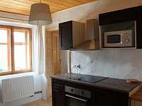 Kuchyň apartmán - Hroubovice